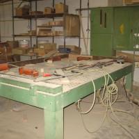 stół ścisk